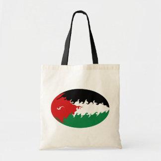 Jordan Gnarly Flag Bag Budget Tote Bag