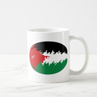 Jordan Gnarly Flag Mug