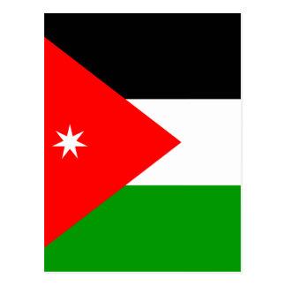 Jordan High quality Flag Post Cards
