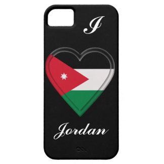Jordan Jordanian flag iPhone SE/5/5s Case
