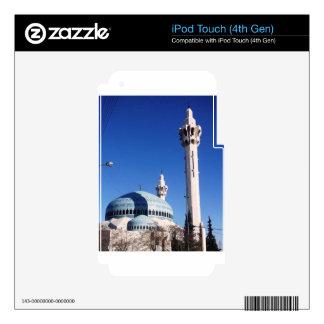 Jordan King Abdullah I Mosque iPod Touch 4G Decals