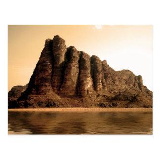 Jordan Landscape Postcard