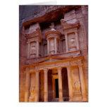 Jordan, Middle East Card