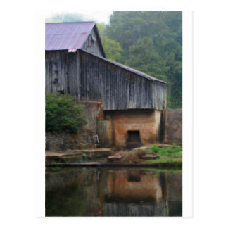 Jordan Mill Pond Postcard