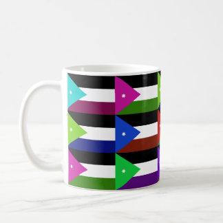 Jordan Multihue Flags Mug