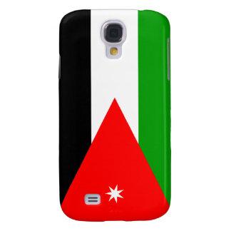 Jordan National Nation Flag  Samsung Galaxy S4 Cover
