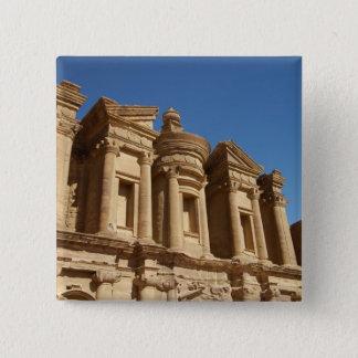 Jordan, Petra, The Monastery, Al Deir. 2 Button