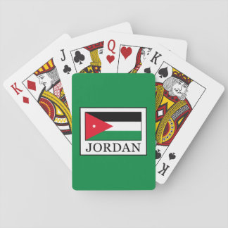 Jordan Playing Cards