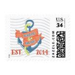 Jordan Postcard Stamps