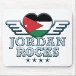 Jordan Rocks v2 Mouse Pad