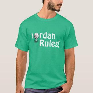Jordan Rules! T-Shirt