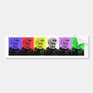 Jordan Spectrum Bumper Sticker
