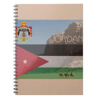 Jordan Spiral Photo Notebook