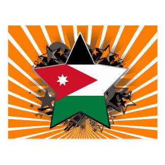 Jordan Star Postcard
