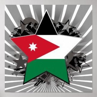 Jordan Star Poster