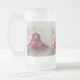 Jordania hermosa taza cristal mate