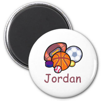 Jordania Imán Redondo 5 Cm