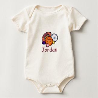 Jordania Mamelucos De Bebé