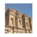 Jordania, Petra, el monasterio, Al Deir. 2 Blocs