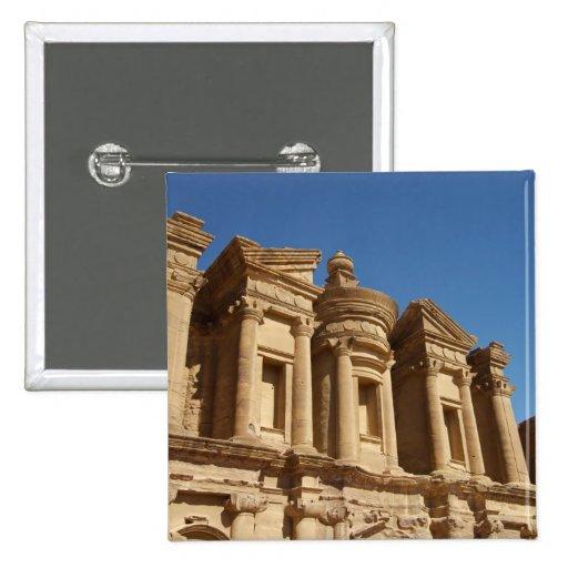 Jordania, Petra, el monasterio, Al Deir. 2 Pin