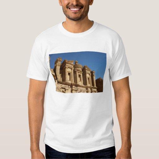 Jordania, Petra, el monasterio, Al Deir. 2 Playeras