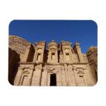 Jordania, Petra, el monasterio, Al Deir. Imán Rectangular
