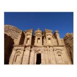 Jordania, Petra, el monasterio, Al Deir. Postales