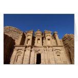 Jordania, Petra, el monasterio, Al Deir. Felicitaciones