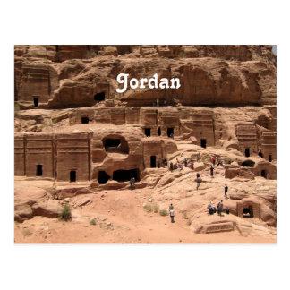 Jordania Postales