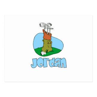Jordania Tarjetas Postales