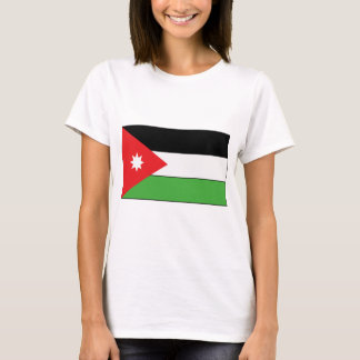 Jordanian Flag T-shirts and Gifts