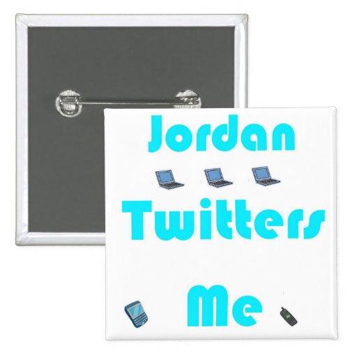 jordantwitter pinback buttons