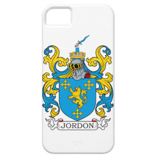 Jordon Family Crest iPhone 5/5S Cases