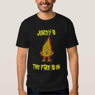 JORDY B TEE