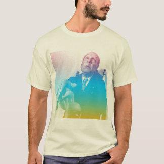 Jorge Luis Borges Rainbow 1 T-Shirt