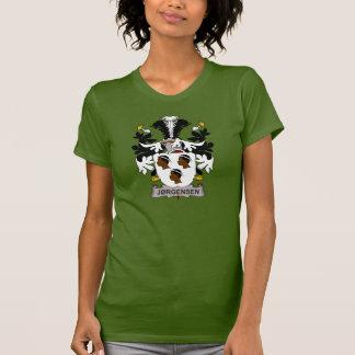 Jorgensen Family Crest T Shirts
