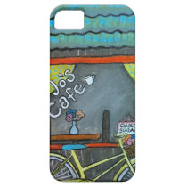 Jo's Cafe iPhone 5/S Case iPhone 5 Cases