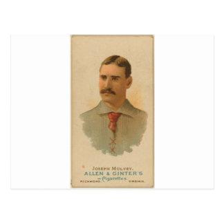 José 1887 Mulvey Postal