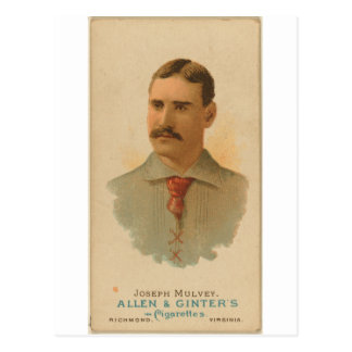 José 1887 Mulvey Tarjeta Postal