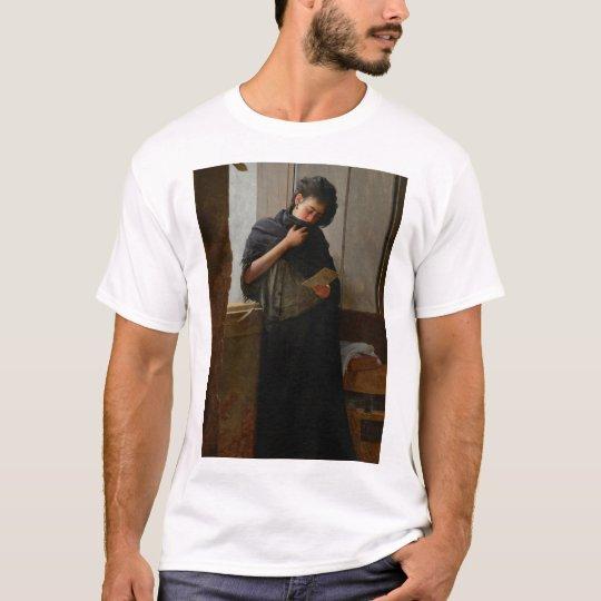 José Almeida Jr - Saudade (Longing) (1899) T-Shirt