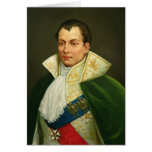 José Bonaparte Tarjeta De Felicitación