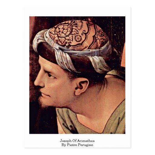 José de Arimathea de Pedro Perugino Postales