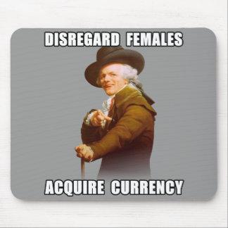 José Ducreux adquiere moneda Alfombrillas De Ratón