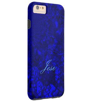 Jose Fine Blue Tones iPhone case Tough iPhone 6 Plus Case