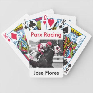 Jose Flores Bicycle Playing Cards