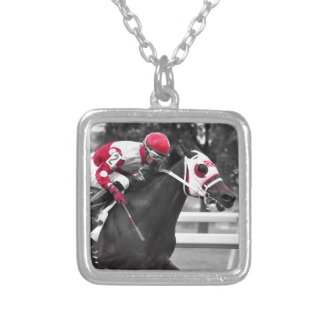 Jose Flores Silver Plated Necklace