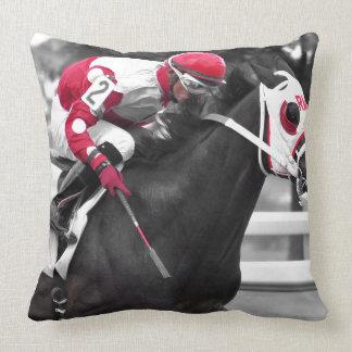 Jose Flores Throw Pillow