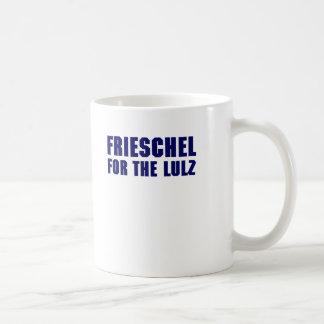 José Frieschel para el LULZ Taza Clásica