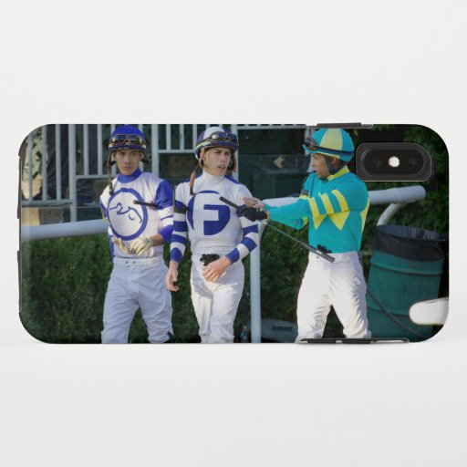 Jose, Irad and Manny Franco iPhone XS Max Case