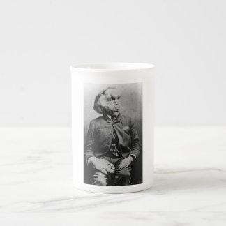 """José """"Juan"""" Merrick Elephant Man a partir de 1889 Taza De Porcelana"""